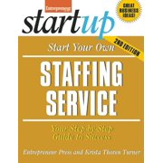 Start Your Own Staffing Service - eBook