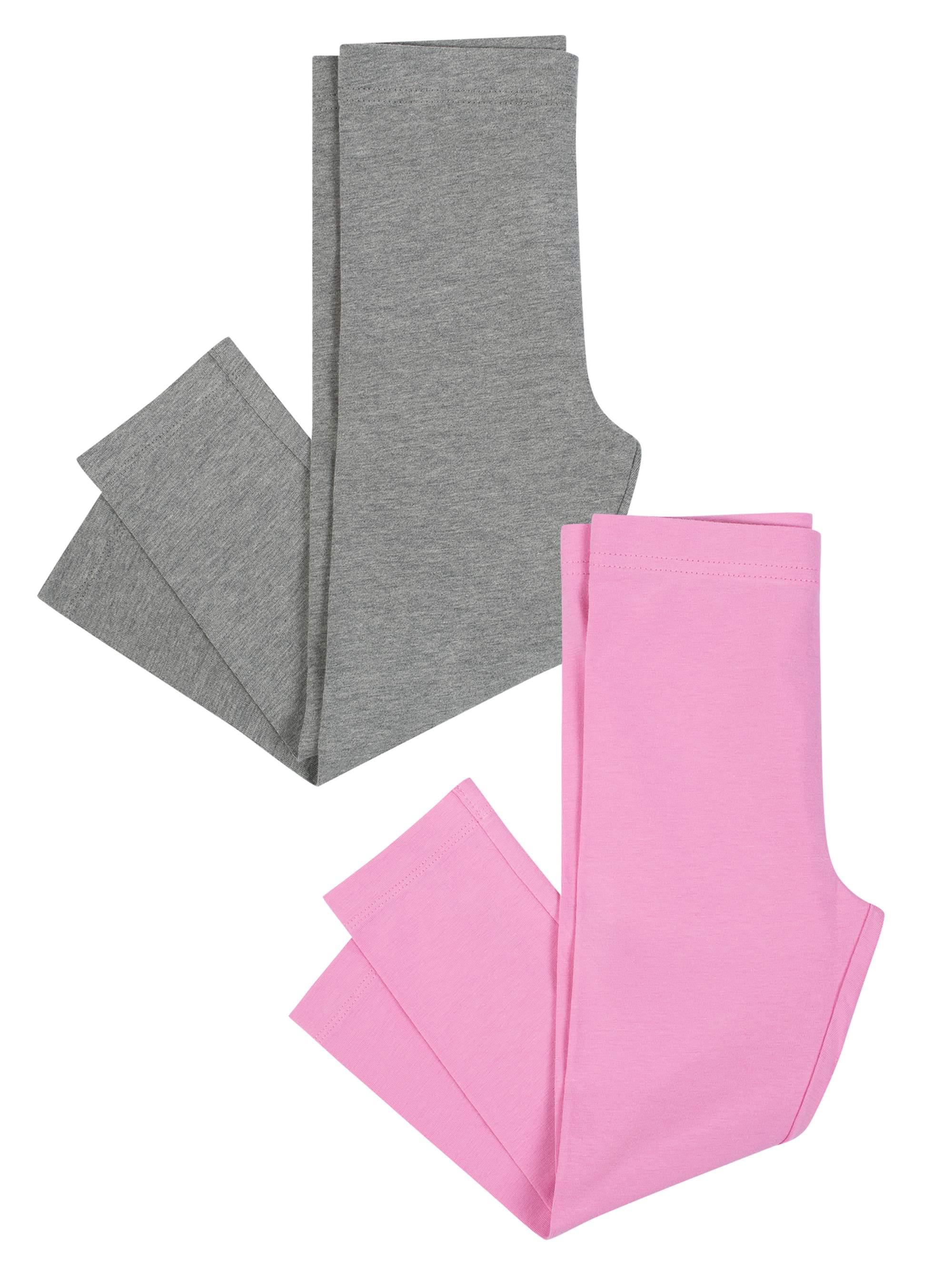 Knit Leggings, 2-Pack (Baby Girls & Toddler Girls)