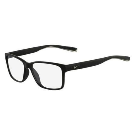 Eyeglasses NIKE 7091 011 MT BLACK/MATTE CRYSTAL (Nylon Eyeglass Frames)