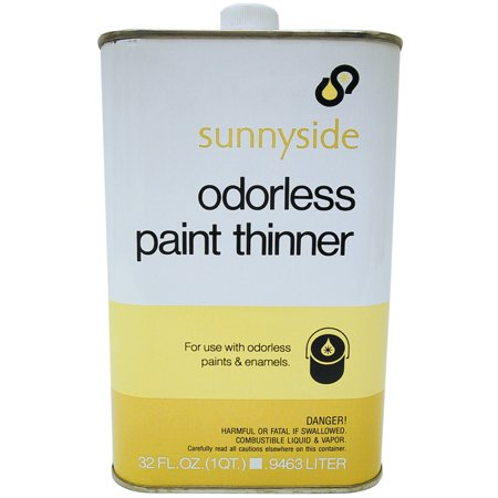Sunnyside Sunnyside Odorless Paint Thinner, Quart
