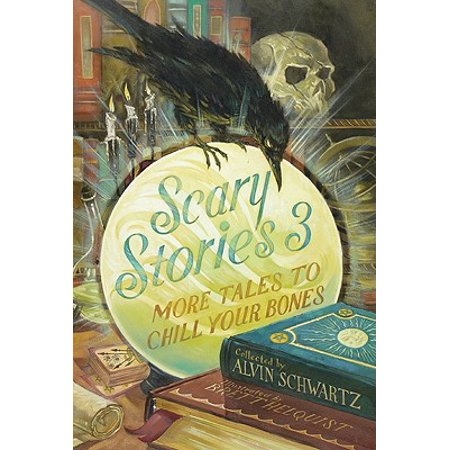 Halloween Ghost Stories And Scary Tales (Scary Stories 3 : More Tales to Chill Your)
