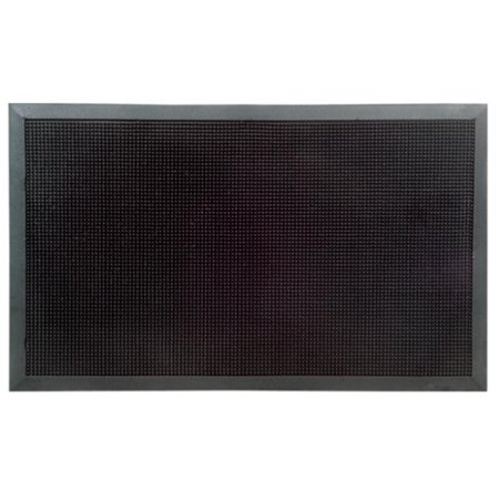 Imports Decor 810RM-L Large Rubber Stud Floor Mat
