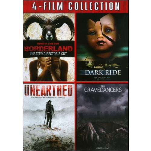 After Dark Horrorfest: Borderland / Dark Ride / Unearthed / The Gravedancers (Widescreen)