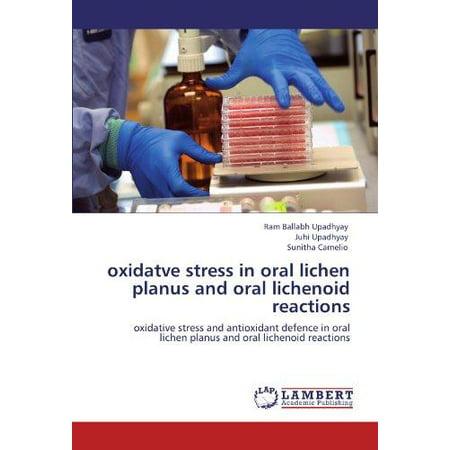 Oxidatve Stress In Oral Lichen Planus And Oral Lichenoid Reactions