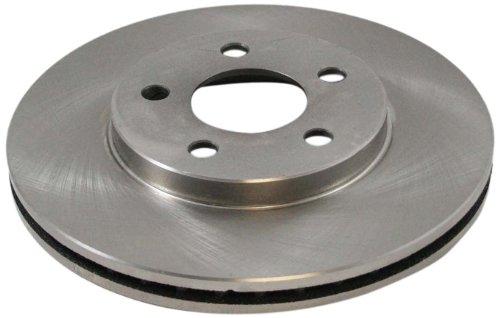 Disc Brake Rotor Rear Parts Master 31424