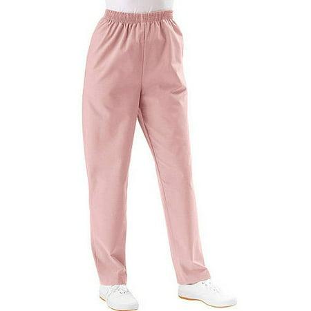 Medline Ladies' scrub pants two-pocket (Medline Disposable Scrub)