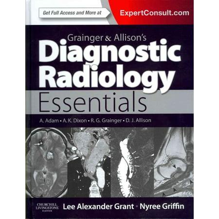 Grainger   Allisons Diagnostic Radiology Essentials
