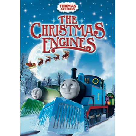 Thomas & Friends: The Christmas Engines (DVD) - Thomas The Tank Engine Halloween Dvd