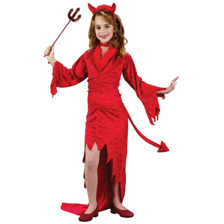 Devil For Halloween Kids (Devilish Devil Child Halloween)