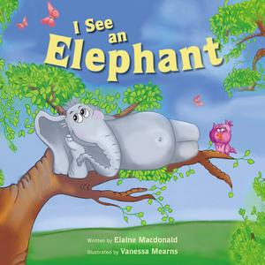 I See an Elephant - eBook