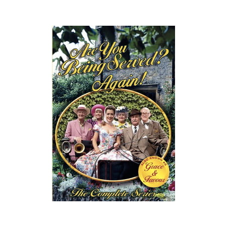 Again Series - Are You Being Served Again: The Complete Series 1-10 (DVD)