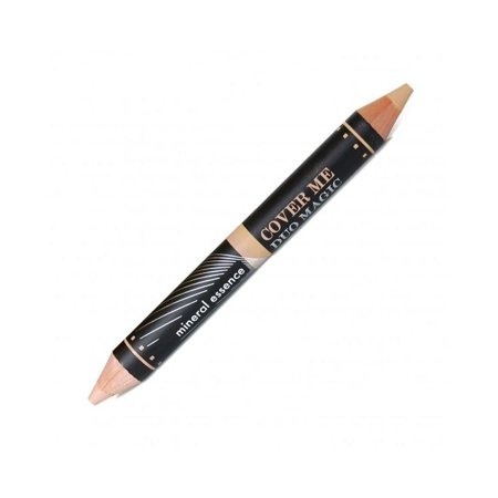 Mineral Essence Mineral Essence Cover Me Duo Magic Concealer Pencil, 0.105