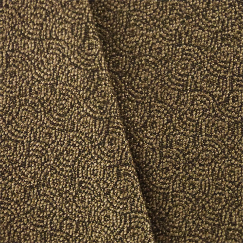 "Pure Wool Fire Retardent Retro /""Bubble/"" Pattern Upholstery Fabric"