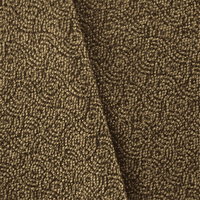 Brown/Beige Starfish STI Tide Pool Jacquard Upholstery Fabric, Fabric By the Yard