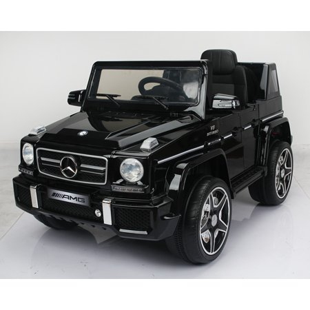 Licensed Mercedes Benz G63 Amg Kids Ride On Car With Rc