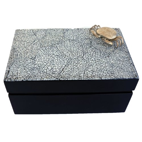Bodhi Tree Collections Crab Accessory Box