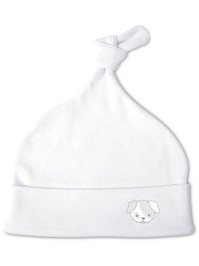 Izzy & Owie - Puppy Dog Newborn Beanie Baby Hat 0-3 Months
