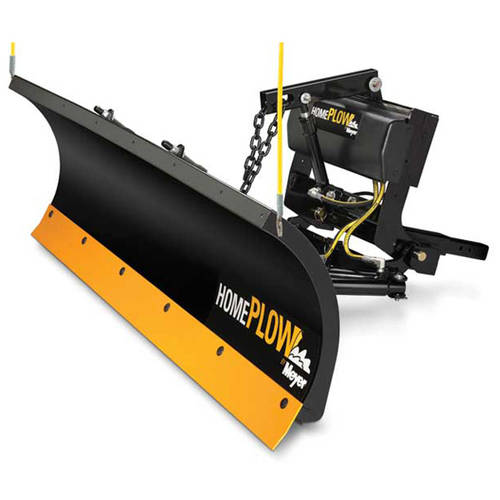 "6'8"" Length/22"" Height Full Hydraulic Power Home Plow"