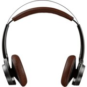 Plantronics - 202649-01 - Plantronics BackBeat SENSE Wireless Headphones + Mic - Stereo - Black, Espresso - Mini-phone -