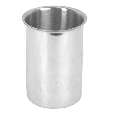 Steel Posts - Thunder Group SLBM003, 3.5-Quart Stainless Steel Bain Marie Pot