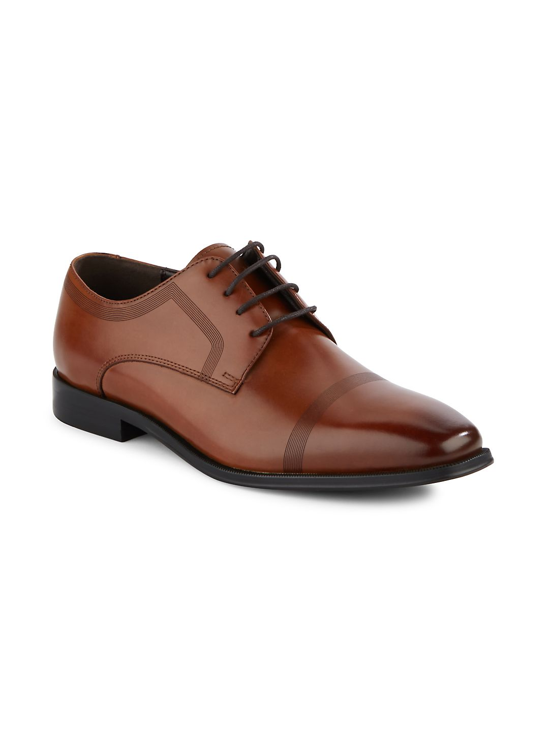 Leather Dress Oxfords