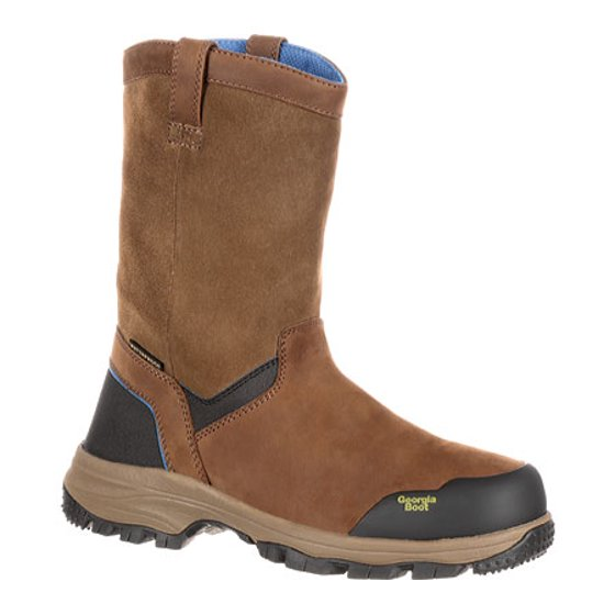 e468a5c1f36 Men's Georgia Boot GB00105 10