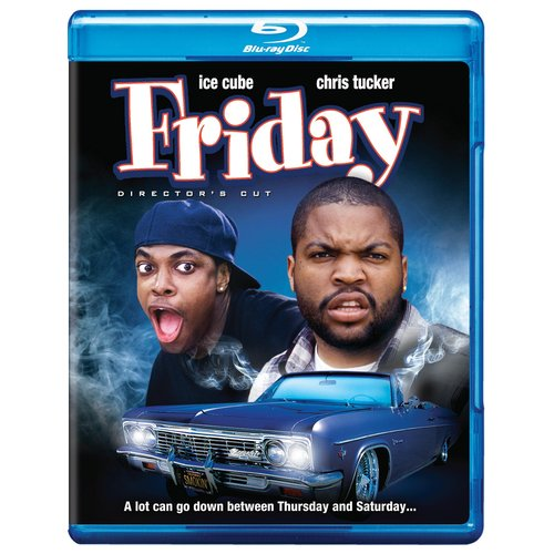 Friday (Deluxe Edition) (Director's Cut) (Blu-ray) (Widescreen)