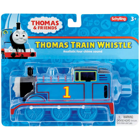 Schylling Thomas and Friends Thomas Train Whistle - Train Whistle Sounds