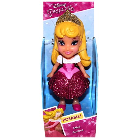 Aurora Sleeping Beauty Mini Toddler Doll Disney Princess 3