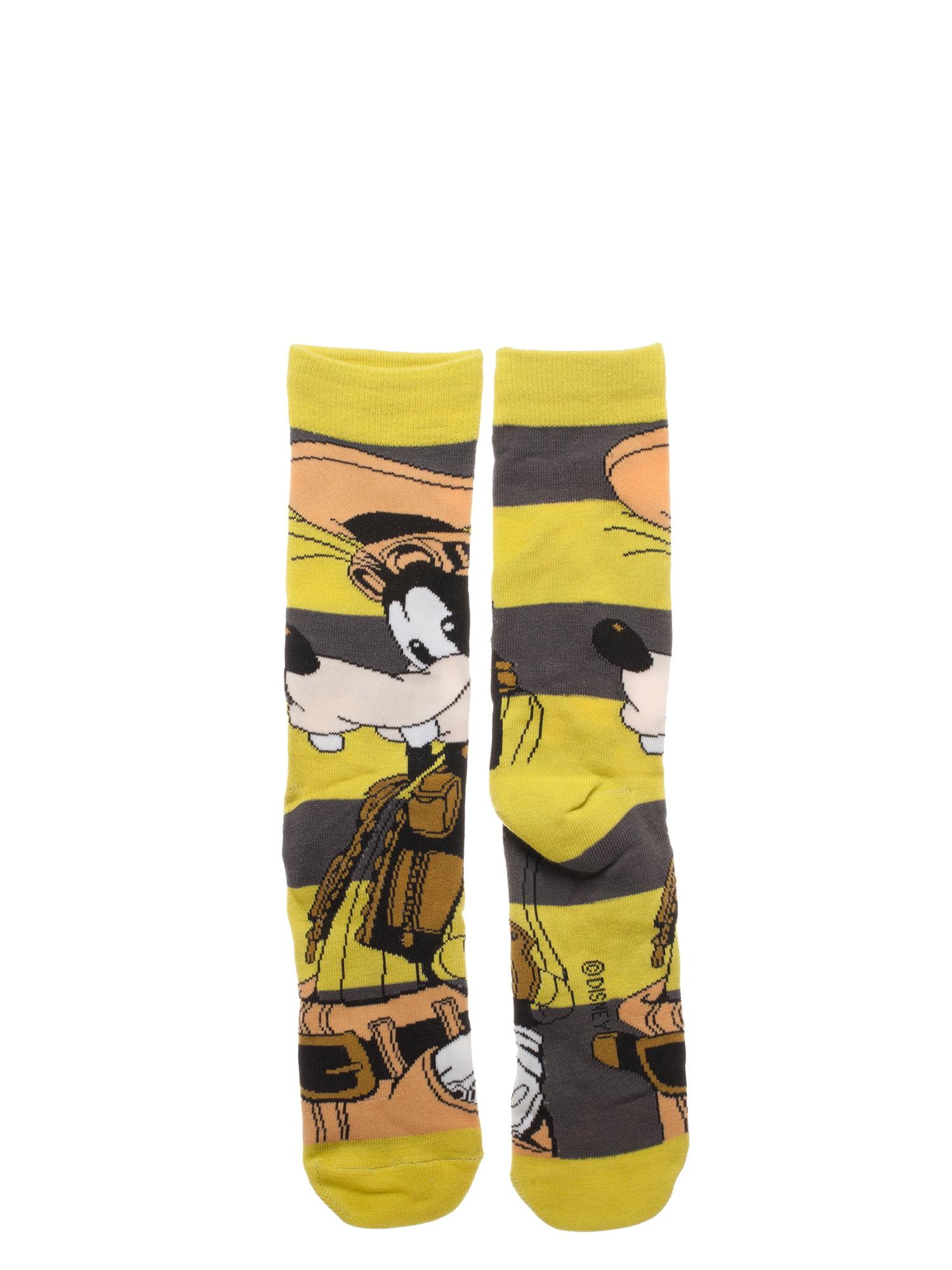 License Men\'s Kingdom Hearts Crew Socks 5-Pack - Walmart.com