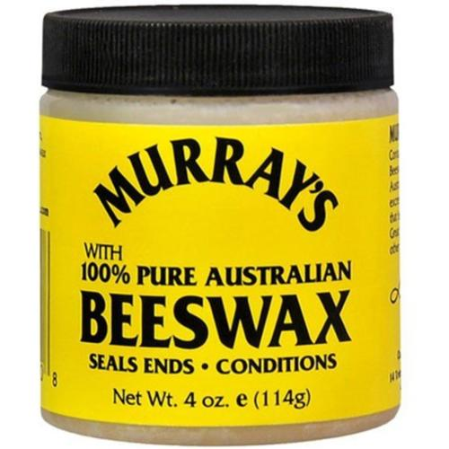 Murray's Yellow Beeswax, 4 oz (Pack of 3)