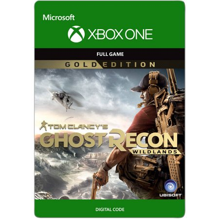 Xbox One Ghost Recon Wildlands Gold Email Delivery