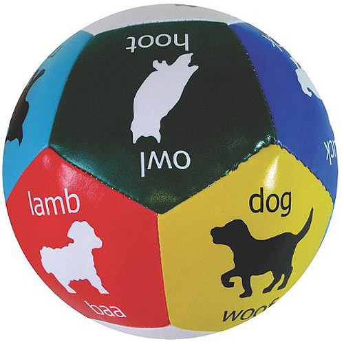 "Talicor 6"" Animals Thumball"