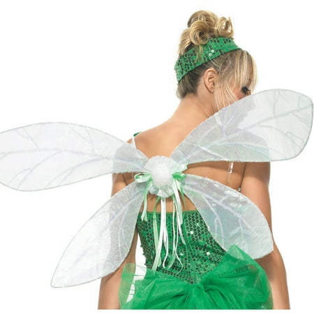 Sparkle Pixie Wings - Pixie Wings Adult Halloween Accessory