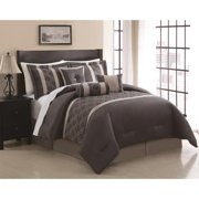Private Label Renee Embroidered 7-piece Comforter Set