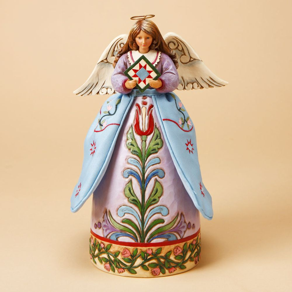 ENESCO Heartwood Creek Angels Among Us 4011849 Angel of H...