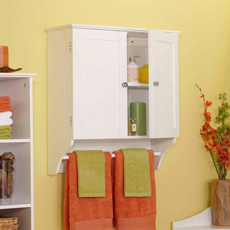 RiverRidge Ashland Collection 2-Door Wall Cabinet - Walmart.com