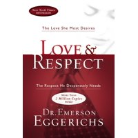 Love and Respect: The Love She Most Desires; The Respect He Desperately Needs (Hardcover)