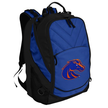 Deluxe Boise State University Laptop Backpack Boise State Backpack or School Bag