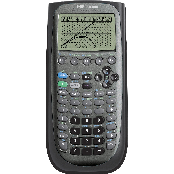 "Texas Instruments 15/"" Unit to Unit Link Cable for TI 89 Titanium 84 Plus Silver"