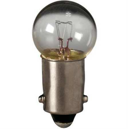 Eiko 55, 7V .41A G4-1/2 Miniature Bayonet Base Light Bulb (Pack of 1) (Contact Bayonet Ba15s Base Miniature)