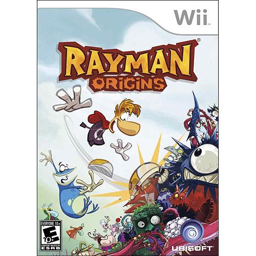 Rayman Origins (Wii) - Pre-Owned