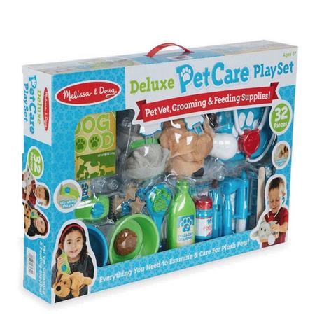 MELISSA & DOUG Deluxe Pet care set - image 1 de 1