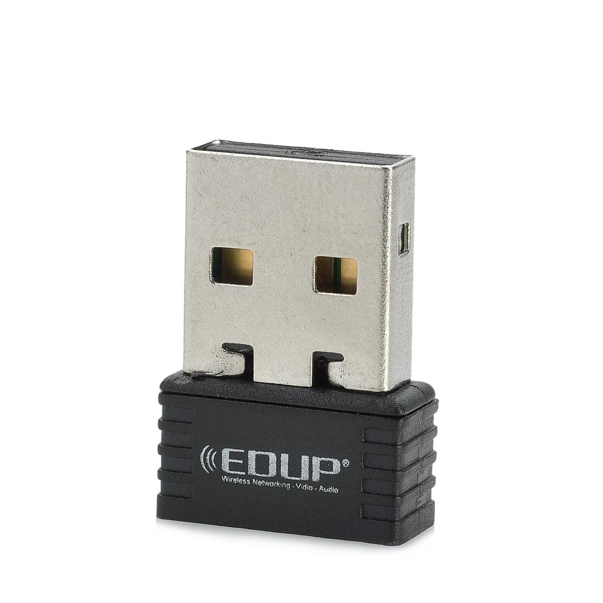 EDUP EP-N8531 Mini USB 150Mbps 8011 b/g/n Wi-Fi Wireless ...