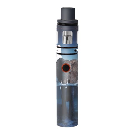 Skins Decals For Smok Stick V8 Pen Vape / Elephant Under Water
