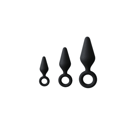Pantheon Three Muses Anal Plugs (Best Anal Toys For Men)