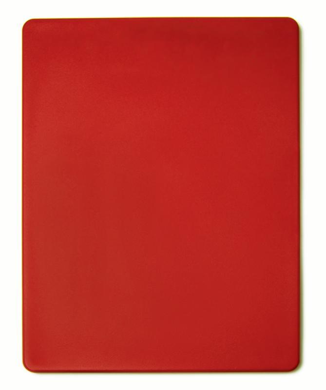 Architec The Orginal Gripper 8 x 11 In. Cutting Board, Red by Architec
