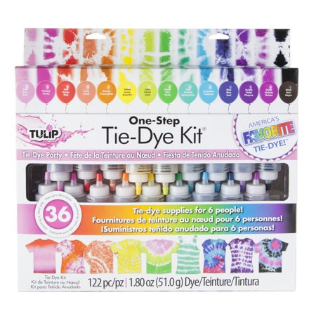 Tulip One-Step 18-Color Tie Dye - Easy Tie Dye