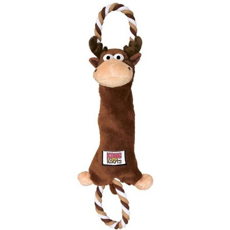 KONG COMPANY TUGGER KNOTS MOOSE MEDIUM/LARGE