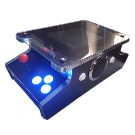 Tabletop Cocktail Video Arcade Machine Light with 60 Classic Games